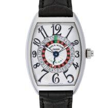Franck Muller Vegas новые Автоподзавод Часы с оригинальными документами и коробкой 6850 VEGAS