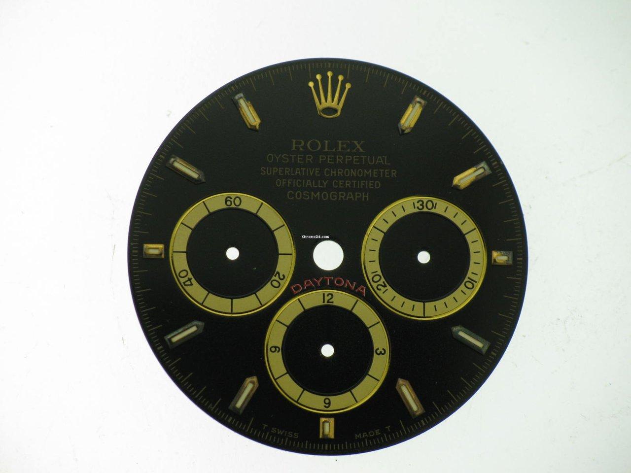 Rolex Daytona 16528 16518 16523 pre-owned