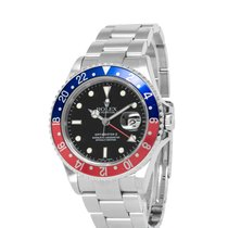 Rolex 16710 Steel 2006 GMT-Master II 40mm pre-owned United States of America, New York, Hartsdale