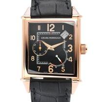 Girard Perregaux Vintage 1945 Rose gold 32mm Black