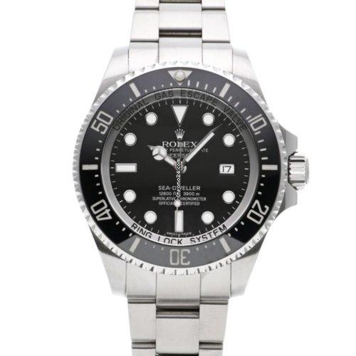 Rolex Sea-Dweller Deepsea 116660 2013 подержанные