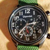 Gigandet Steel 46mm Quartz G4-003 pre-owned