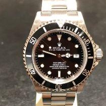 Rolex Sea-Dweller 4000 Stål 40mm Svart Inga siffror Sverige, Stockholm