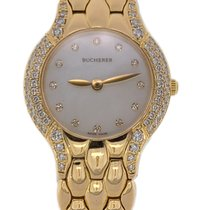 Carl F. Bucherer Women's watch 24.5mm Automatic pre-owned Watch with original papers