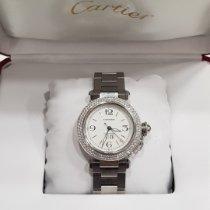 Cartier Pasha C 2475 Bardzo dobry Stal 35mm Automatyczny