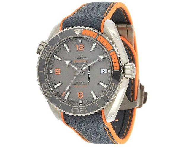 Omega Seamaster Planet Ocean 021592442199001 2021 подержанные