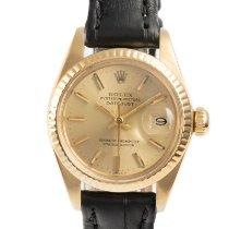 Rolex Lady-Datejust Желтое золото 26mm Золотой