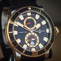 Ulysse Nardin Maxi Marine Diver Titanium 45mm Black No numerals United States of America, Texas, Fort Worth