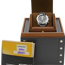 Breitling Chronomat 41 Steel 41mm Grey United States of America, New York, NYC