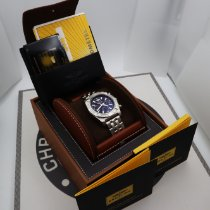 Breitling Chronomat 44 new 2010 Automatic Chronograph Watch with original box and original papers