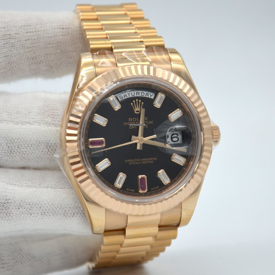 Rolex Day-Date II 218235 usados