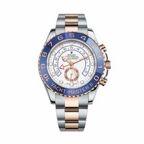 Rolex Yacht-Master II 116681 Very good Gold/Steel 44mm Automatic United States of America, New York, New York