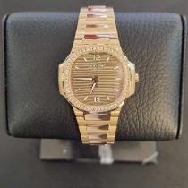 Patek Philippe 7118/1200R-010 Rose gold 2021 Nautilus 35.2mm new