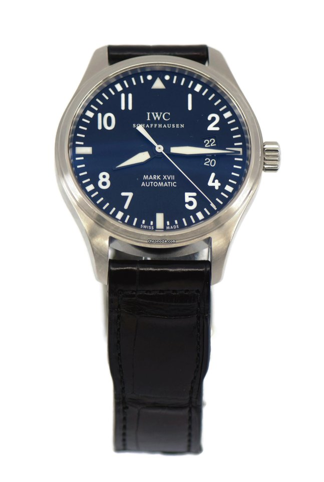 IWC Pilot Mark IW326501 2015 pre-owned