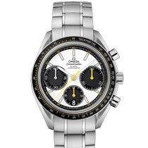Omega Speedmaster Racing nuevo 2018 Automático Cronógrafo Reloj con estuche y documentos originales 326.30.40.50.04.001
