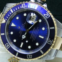 Rolex 16613 Gold/Steel 1999 Submariner Date 40mm pre-owned United States of America, Pennsylvania, HARRISBURG