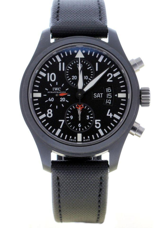IWC Pilot Chronograph Top Gun IW378901 tweedehands
