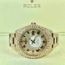 Rolex Sky-Dweller 326938 Nu a fost purtat Aur galben 42mm Atomat