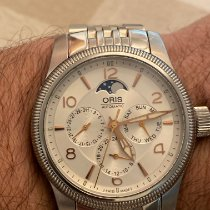 Oris Big Crown Complication Steel 40mm Silver United States of America, New Jersey, Upper Saddle River