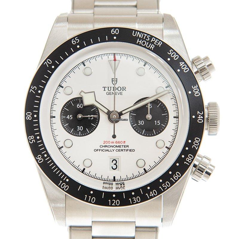 Tudor Black Bay Chrono 79360N-0002 nuevo