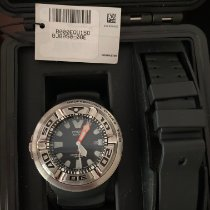 Citizen Promaster pre-owned 48mm Black Date Rubber
