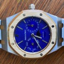 Audemars Piguet Royal Oak Day-Date Gold/Steel 36mm Blue