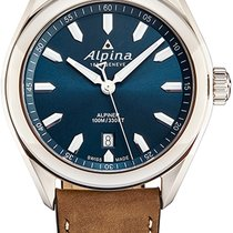 Alpina Steel Quartz AL240NS4E6 new United States of America, New York, Brooklyn