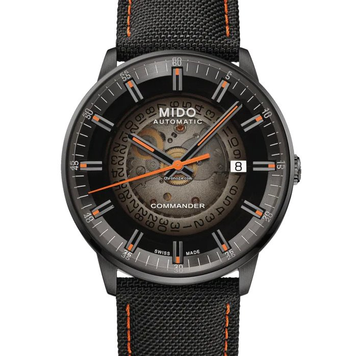 Mido Commander M021.407.37.411.00 2021 new