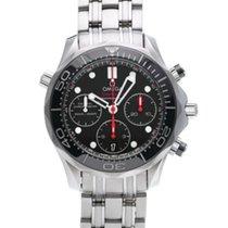 Omega (オメガ) シーマスター ダイバー 300 M 新品 2020 自動巻き 正規のボックスと正規の書類付属の時計 212.30.42.50.01.001