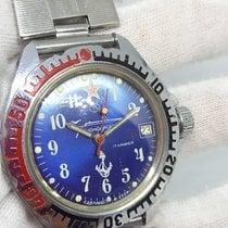 Vostok Steel 42mm Automatic 883969 pre-owned