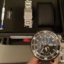 Oris ProDiver Chronograph Titane 51mm