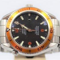 Omega Seamaster Planet Ocean 29085082 Gut Stahl 46mm Automatik