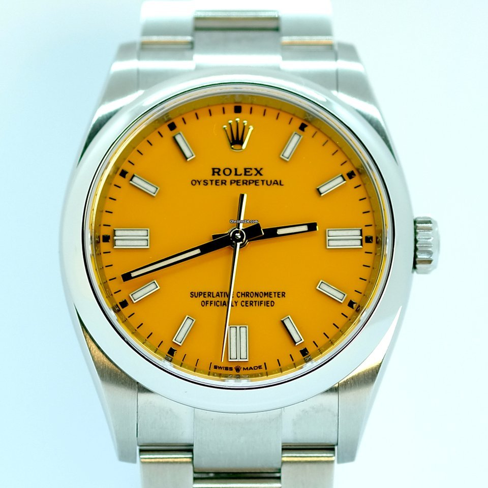 Rolex Oyster Perpetual 36 126000 2021 pre-owned