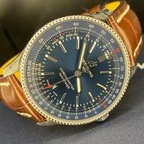 Breitling Navitimer neu 2021 Automatik Uhr mit Original-Box und Original-Papieren A17326161C1P1
