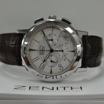 Zenith Steel 40mm Automatic 01/02.0450.400 pre-owned United Kingdom, London