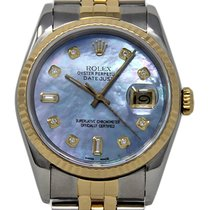 Rolex 16233 Steel 1989 Datejust 36mm pre-owned United States of America, Florida, Miami