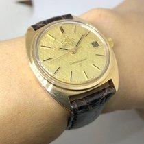 Omega Constellation Yellow gold 36mm Gold No numerals Thailand, Bangkok