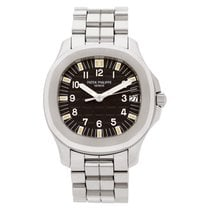 Patek Philippe 5065/1A Steel Aquanaut 38mm pre-owned