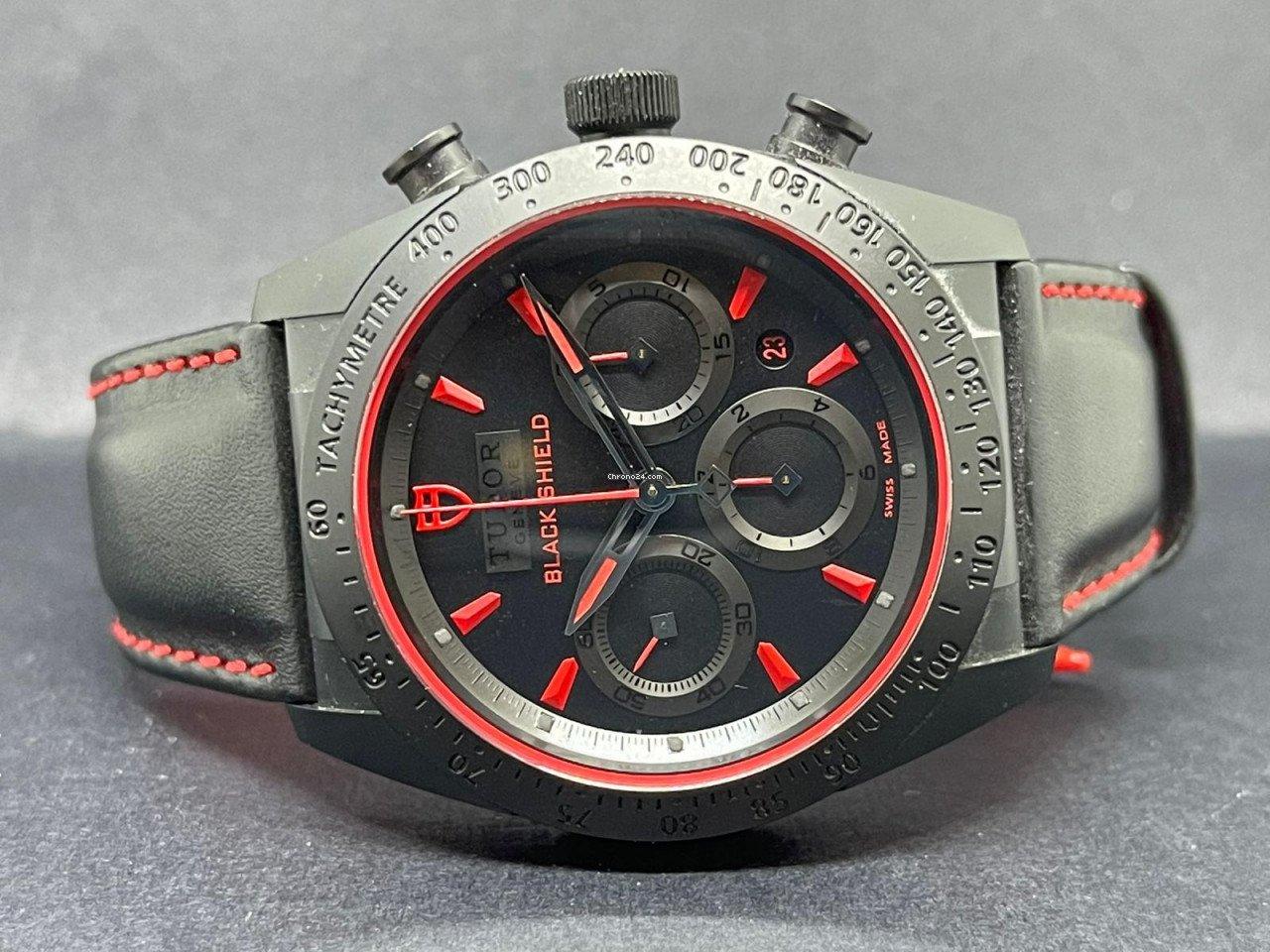 Tudor Fastrider Black Shield M42000CR-0002 2021 nuevo