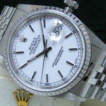 Rolex Datejust Steel 36mm White No numerals United States of America, Pennsylvania, HARRISBURG