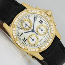 Cartier Santos (submodel) 1530 Sehr gut 30mm Quarz