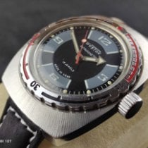 Vostok pre-owned Manual winding Plastic 20 ATM