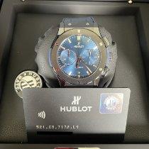 Hublot Classic Fusion Blue Ceramic 45mm Blue No numerals United States of America, California, Los Angeles