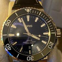 Oris Aquis Date Steel 43.5mm Blue
