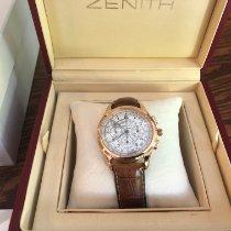 Zenith El Primero Chronograph Rose gold 39mm White Arabic numerals United States of America, Michigan, Rochester Hills