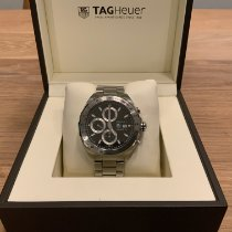 TAG Heuer Formula 1 Calibre 16 Steel 44mm Black No numerals United States of America, Texas, Dripping Springs