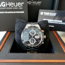 TAG Heuer Steel 43mm Automatic CV2A10 pre-owned Australia