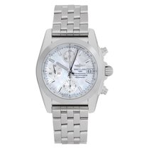 Breitling Chronomat 38 Steel 36mm Mother of pearl No numerals United States of America, Florida, Surfside