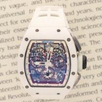 Richard Mille Keramika Automatika Průhledná Arabské 50mm nové RM 011