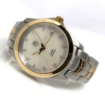 TAG Heuer Gold/Steel 25mm Automatic 67173 pre-owned